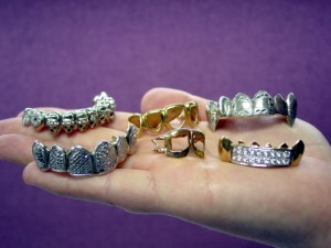 Grills joyas para dientes